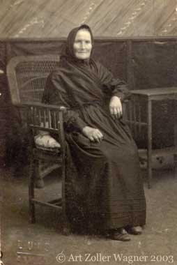 Maria Conde, mother of Aurora, Aviles, Asturias